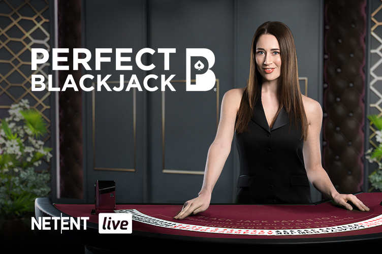 Perfect blackjack bij Unibet Casino